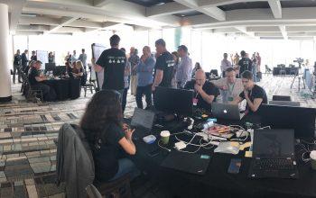 Pic 1 - Hackathon